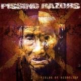 PISSING RAZORS - Fields Of Disbelief (Cd)