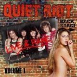 QUIET RIOT - Live And Rare Vol.1 (Cd)