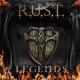 R.U.S.T. - Legends (Cd)