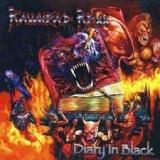 RAWHEAD REXX - Diary In Black (Cd)