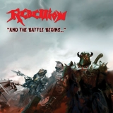 REBELLION   - And The Battle Begins (Cd)