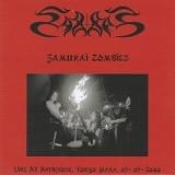 SABBAT - Samurai Zombies (Cd)