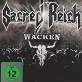 SACRED REICH - Live At Wacken (Cd)