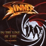 SINNER - In The Line Of Fire - Live In Europe (Cd)