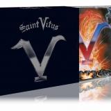 SAINT VITUS - V (Cd)