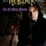 THE BLACK   - Ars Et Metal Mentis (Book)