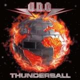 U.D.O. (ACCEPT) - Thunderball (Cd)