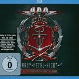 U.D.O. (ACCEPT) - Navy Metal Night (Cd)