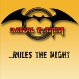 UNREAL TERROR - Rules The Night (Book)