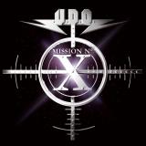 U.D.O. (ACCEPT) - Mission X (Cd)