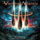 VISIONS OF ATLANTIS - Trinity (Cd)