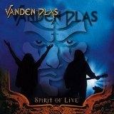 VANDEN PLAS - Spirit Of Live (Cd)