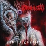 WARMBLOOD - God Of Zombies (Cd)