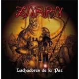 ZARPA - Luchadores De La Paz (Cd)