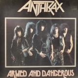 ANTHRAX - Armed And Dangerous (12