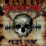 BENEDICTION - Killing Music (12
