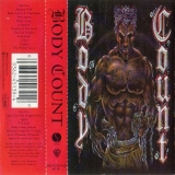 BODY COUNT - Body Count (Tape)