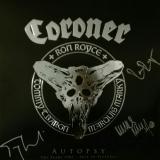 CORONER - Autopsy (Special, Boxset Lp)