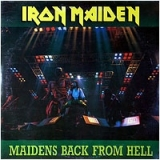 IRON MAIDEN - Maidens Back From Hell (12