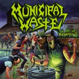 MUNICIPAL WASTE - The Art Of Partying (12