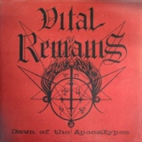 VITAL REMAINS - Dawn Of The Apocalypse (12