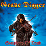 grave digger, symphony of death, heavy metal, JOLLY ROGER RECORDS