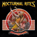 nocturnal rites, tales of mystery and imagination, jolly roger records