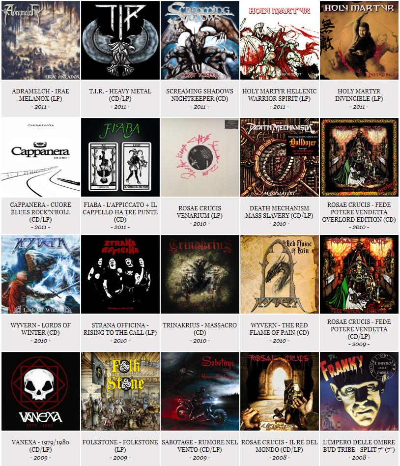 italian metal, jolly roger records, heavy metal
