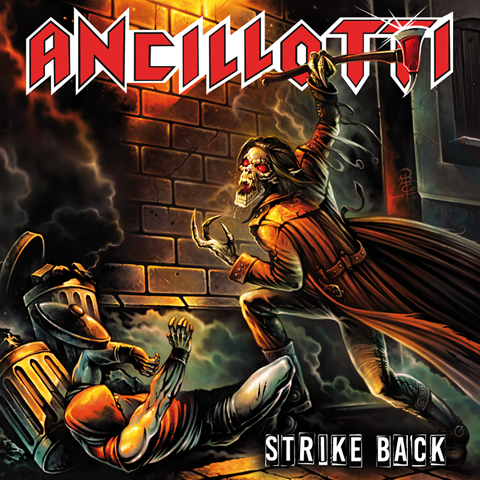 ANCILLOTTI, STRANA OFFICINA, BUD TRIBE, HEAVY METAL