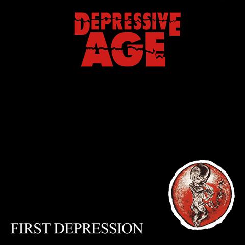 DEPRESSIVE AGE, DEPRESSIVE AGE FIRST DEPRESSION, BLACKBEARD, JOLLY ROGER