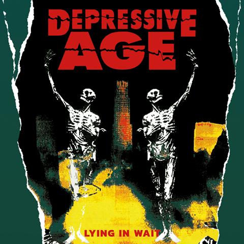 DEPRESSIVE AGE, DEPRESSIVE AGE LYING IN WAIT, BLACKBEARD, JOLLY ROGER