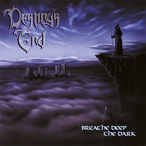 DESTINY'S END, BREATHE DEEP THE DARK, HEAVY METAL, POWER METAL, JOLLY ROGER RECORDS, HELSTAR
