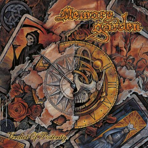 memory garden, verdict of posterity, doom metal, black sabbath
