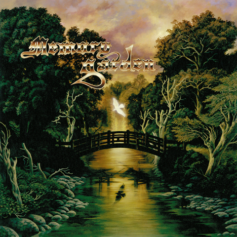 memory garden, jolly roger records, doom metal, black sabbath