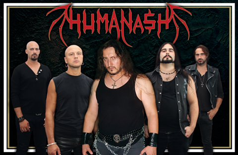humanash, humanash reborn from the ashes, jolly roger records