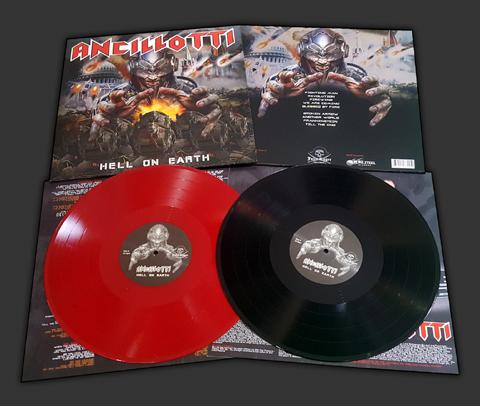 ancillotti, bud tribe, strana officia, heavy metal, jolly roger records, pure steel