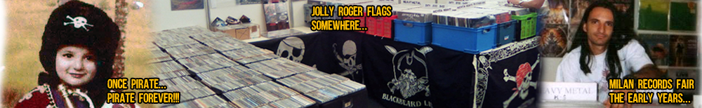 jolly roger records, heavy metal mailorder, vinili heavy metal