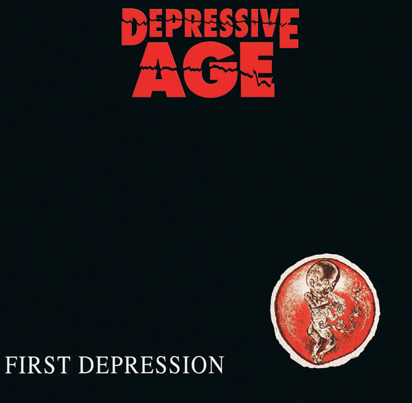 depressive age, depressive age first depression, jolly roger records
