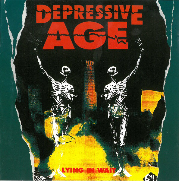 depressive age, depressive age lying in wait, jolly roger records
