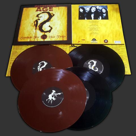 depressive age, symbols for the blue times, blackbeard records, jolly roger records