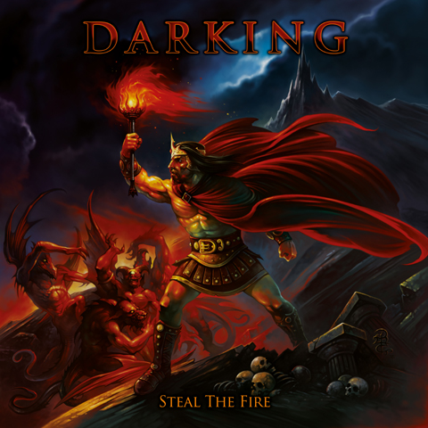 DARKING, DOMINE, EPIC METAL, RUNNING WILD