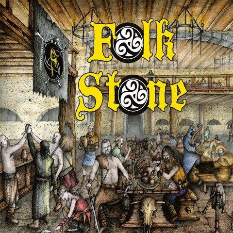 FOLKSTONE, FOLKMETAL, JOLLY ROGER RECORDS