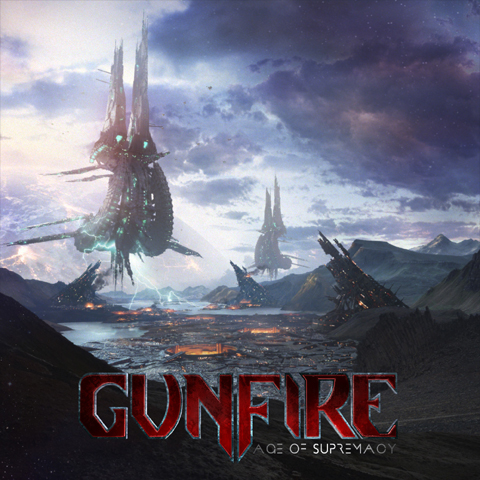 GUNFIRE, ITALIAN METAL, PROGRESSIVE METAL, DGM, ELDTRICH, DREAM THEATER, QUEENSRYCHE