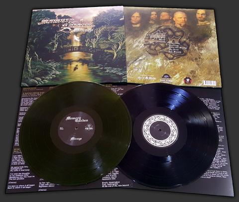 memory garden mirage, blackbeard records, jolly roger records