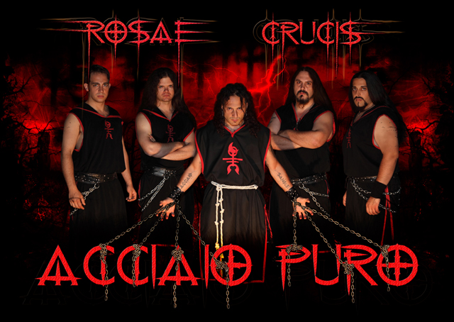 ROSAE CRUCIS, DOOMSWORD, HOLY MARTYR, EPIC METAL
