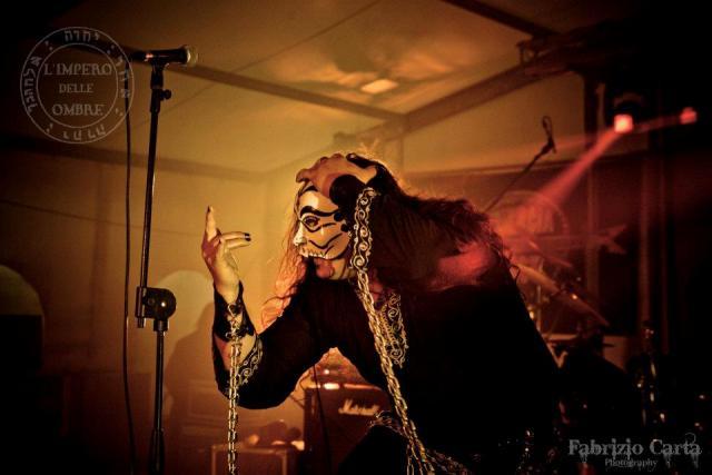 L'IMPERO DELLE OMBRE, BLACK WIDOW RECORDS