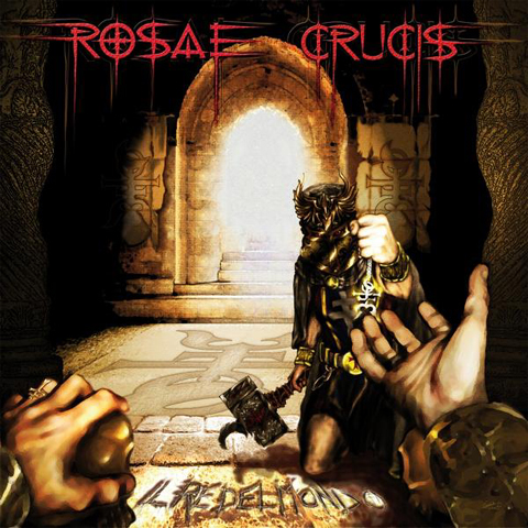 rosae crucis, il re del mondo, epic metal
