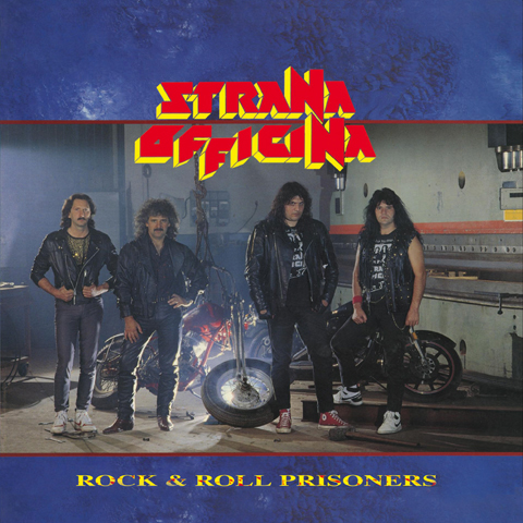 STRANA OFFICINA, JOLLY ROGER RECORDS, ITALIAN METAL, ANCILLOTTI