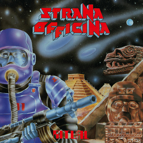 STRANA OFFICINA, ITALIAN METAL, JOLLY ROGER RECORDS, ANCILLOTTI, BUD TRIBE
