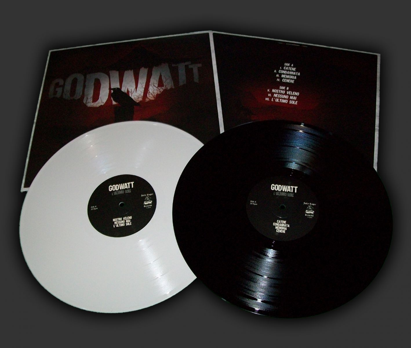 godwatt, l'ultimo sole, stoner, heavy metal, doom metal